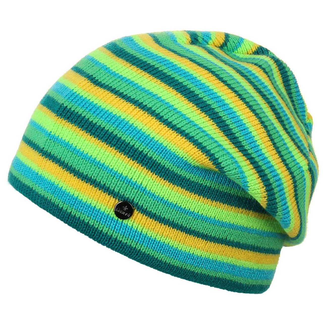 Coloured Stripes Beanie by Lierys