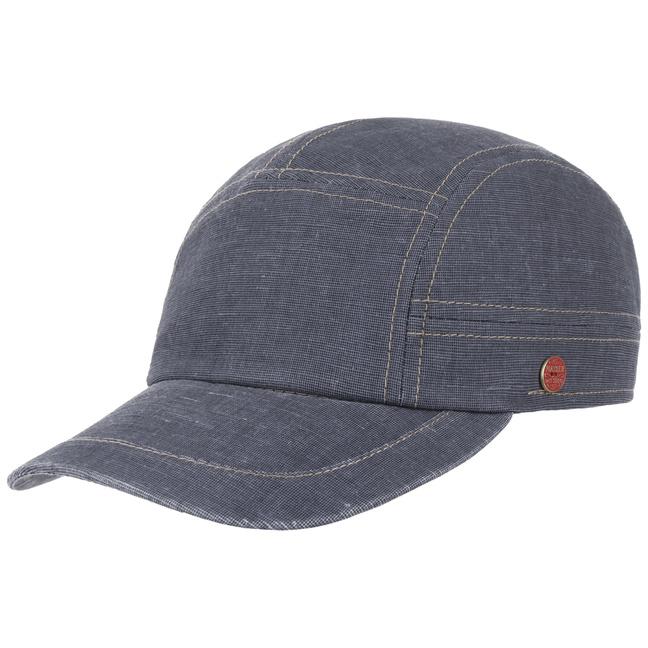 MAYSER Maik Savona Cap Baumwollcap Sommercap Basecap Baseballcap Leinencap