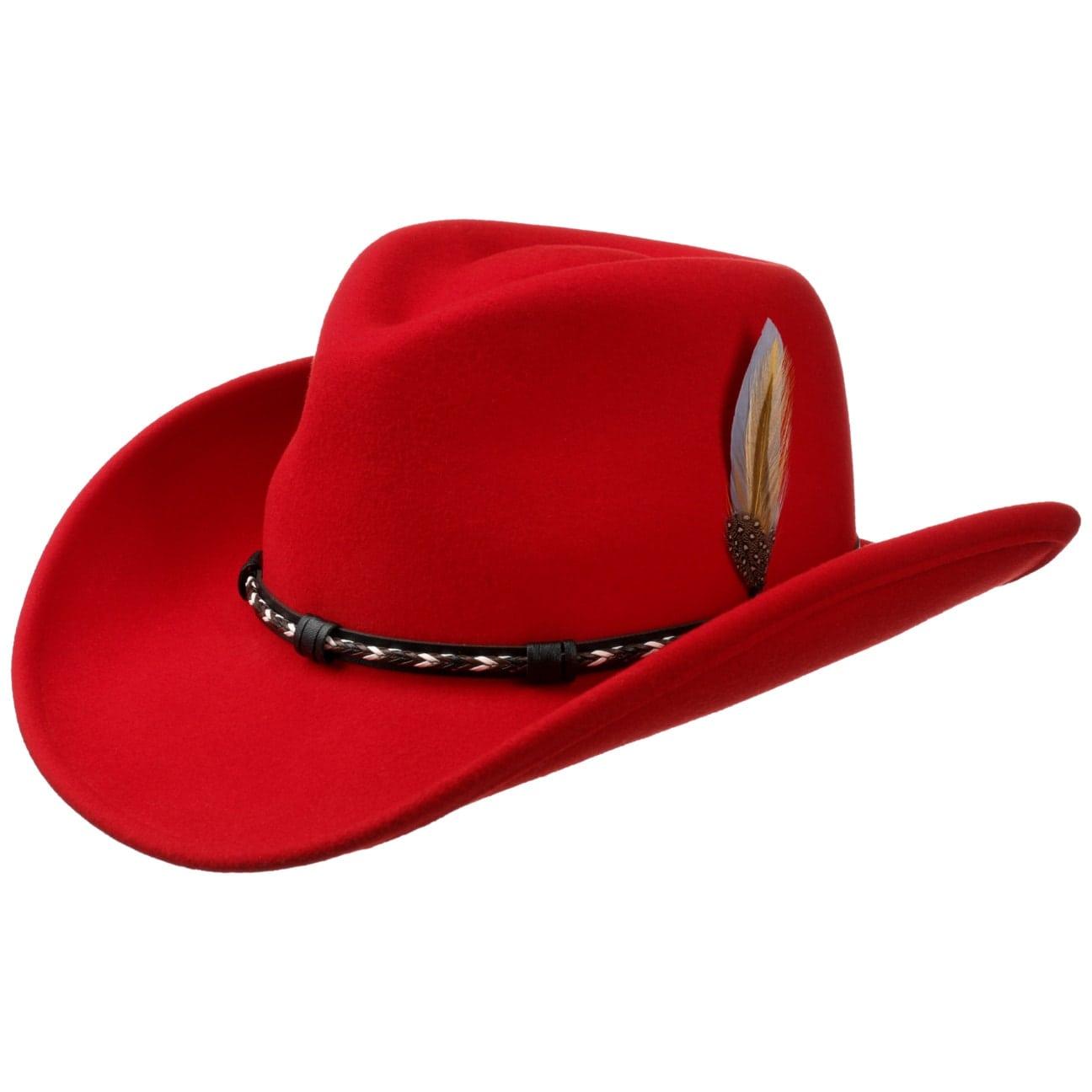9981cfeeb51 Amasa VitaFelt Cowboyhut by Stetson