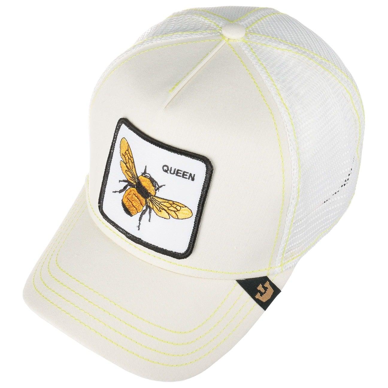 Queen Bee Truckercap by Goorin Bros. Start Damen Caps Baseballcaps f3e3b0a454c